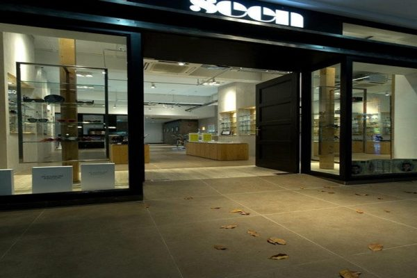 Image of an Premium retail outlet
